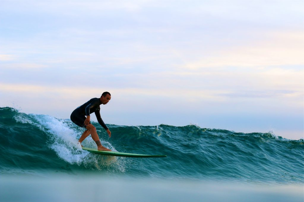 Benefits of Surfing